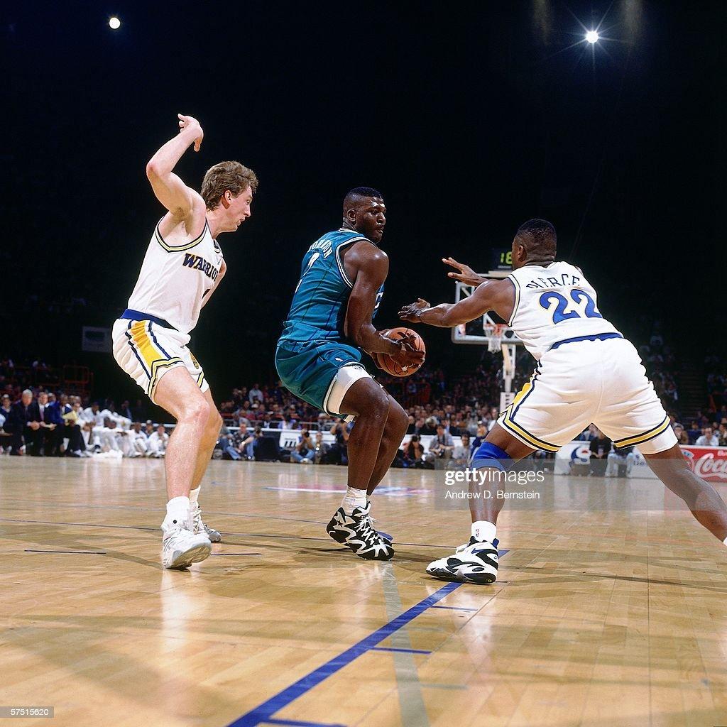 NBA Europe Tour Charlotte Hornets v Golden State Warriors