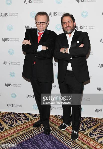 Larry King And Brett Ratner Attend Ajhs Emma Lazarus Statue Of Picture Ruth Negga Incontenders Afi