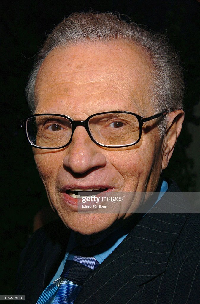 <b>Larry King</b> during CNN Celebrates 20 Years with <b>Larry King</b> - Arrival. - larry-king-during-cnn-celebrates-20-years-with-larry-king-arrivals-at-picture-id120827641