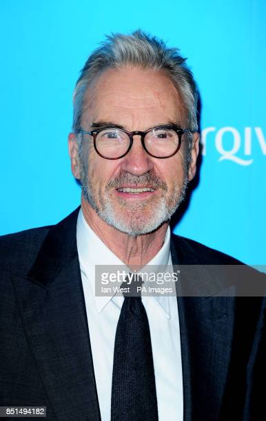 Larry Lamb arriving at the Arqiva Commercial Radio Awards held at the Westminster Bridge Park Plaza Hotel London PRESS ASSOCIATION Photo Picture date...