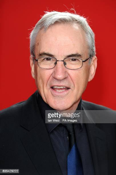 Larry Lamb arriving for the 2009 British Soap Awards at the BBC Television Centre Wood Lane London