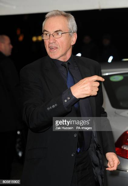 Larry Lamb arriving for the British Comedy Awards 2009 at London Television Studios