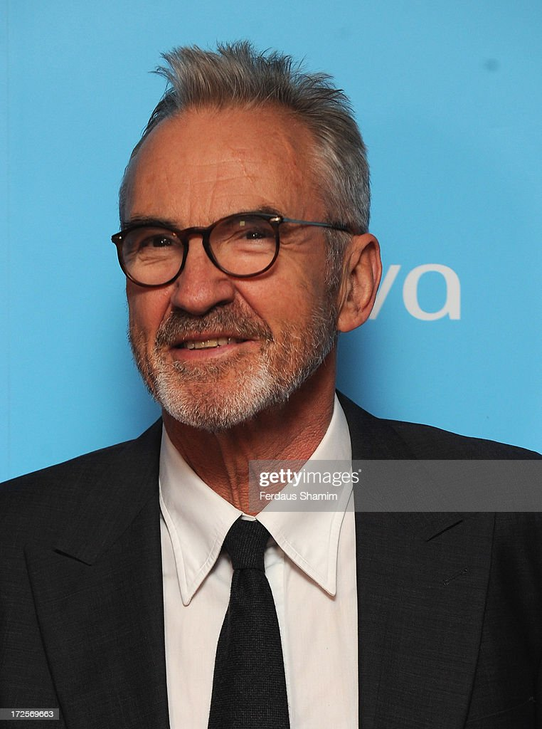 Larry Lamb attends the Arqiva Commercial Radion Awards at Park Plaza Westminster Bridge Hotel on July 3, 2013 in London, England.