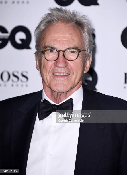 Larry Lamb attends the GQ Men Of The Year Awards at the Tate Modern on September 5 2017 in London England