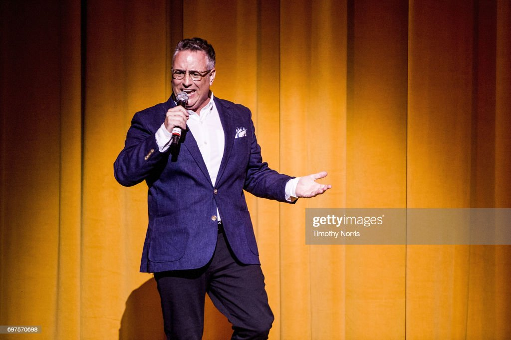 Larry Murphy performs during Bob's Burgers Live! at Orpheum Theatre on June 18, 2017 in Los Angeles, California.