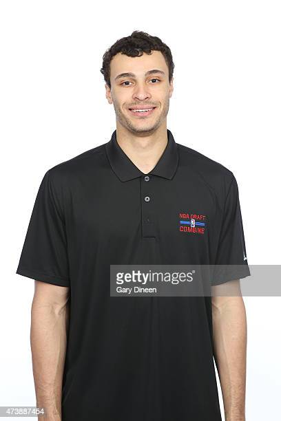 Larry Nance Jr poses for a headshot during the 2015 NBA Draft Combine on May 16 2015 at Northwestern Memorial Hospital in Chicago Illinois NOTE TO...
