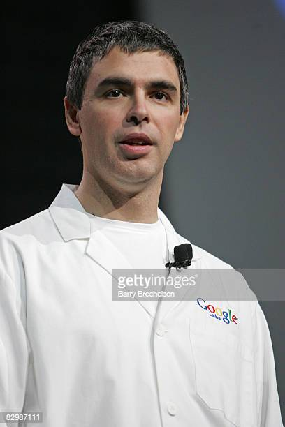 Larry Page cofounder of Google