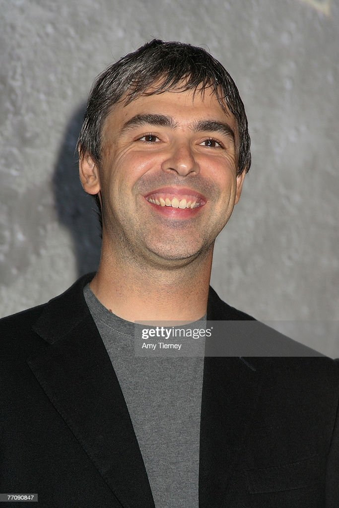 Larry Page, Founder of Google at WIRED NextFest September 13, 2007 in Los Angeles, California.