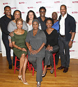 Larry Powell S Epatha Merkerson Sheryl Kaller playwright Billy Porter Lillias White Kevyn Morrow Sheria Irving Elain Graham and Sharon Washington...