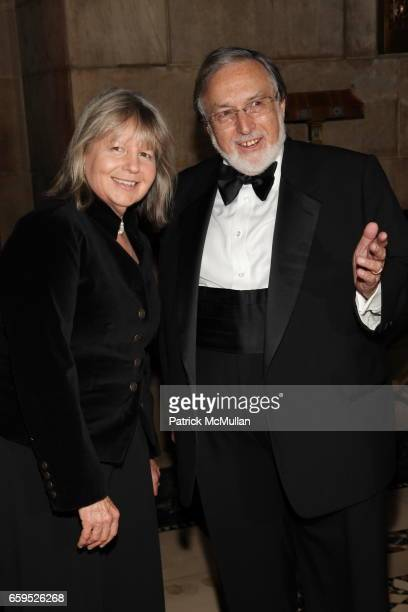 Larry Schiller and Susan Cheever attend The First Annual NORMAN MAILER Writers Colony Benefit Gala at Cipriani 42nd Street on October 20 2009 in New...