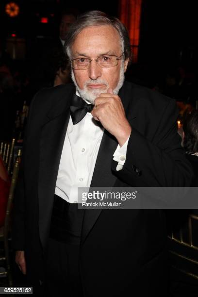 Larry Schiller attends The First Annual NORMAN MAILER Writers Colony Benefit Gala at Cipriani 42nd Street on October 20 2009 in New York City