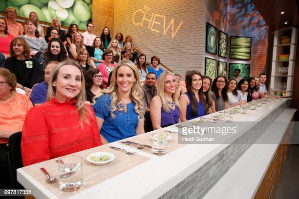 THE CHEW Larry the Cable Guy is the guest Monday June 19 2017 on ABC's 'The Chew' 'The Chew' airs MONDAY FRIDAY on the ABC Television Network TABLE