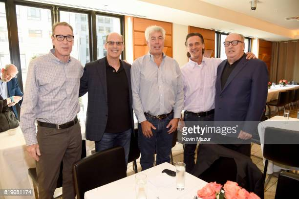 Larry Vallon Vice President AEG Bruce Resnikoff CEO of Universal Music Enterprises Coran Capshaw founder of Red Light Management Joel Peresman...
