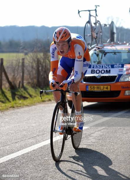 Lars BOOM Rabobank ParisNice Prologue Montfortl'Amaury Yvelines Photo Dave Winter / Icon Sport