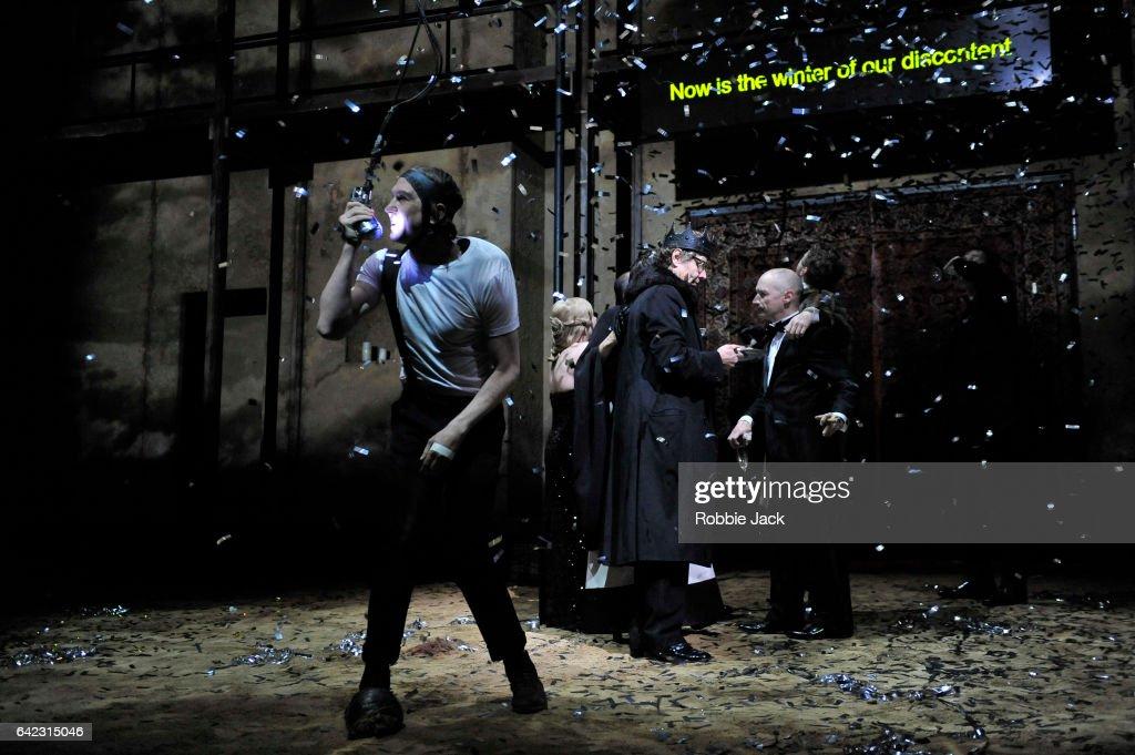 Schaubuhne Berlin's Production of William Shakespeare's Richard III