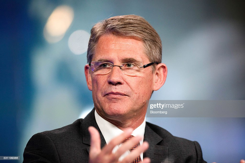 Novo Nordisk Chief Executive Officer Lars Soerensen