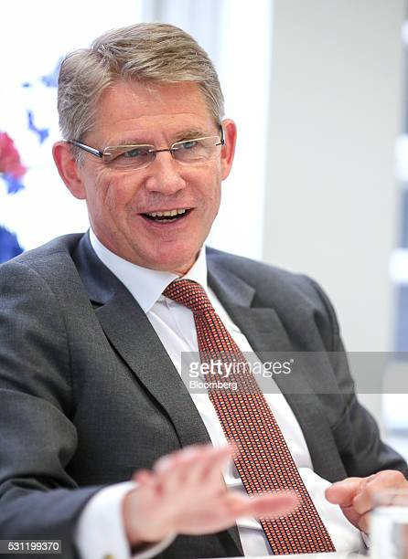 Lars Rebien Sørensen Stock Photos and Pictures | Getty Images