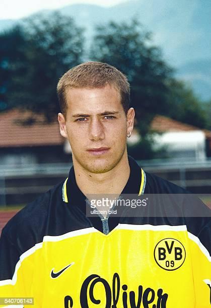 Lars Ricken Fußballspieler von Borussia Dortmund Aufgenommen Juli 1997