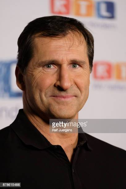 Lars Riedel attends the 22nd RTL Telethon on November 24 2017 in Huerth Germany