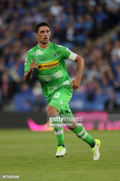 Lars Stindl of Borussia Moenchengladbach during the preseason friendly match between Leicester City and Borussia Moenchengladbach at The King Power...