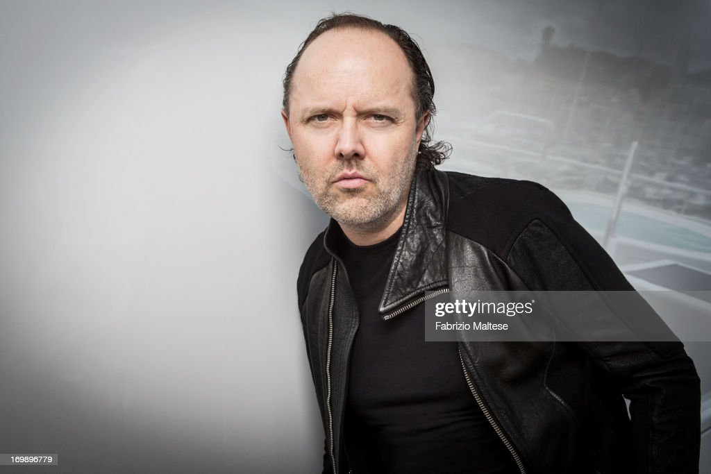 <a gi-track='captionPersonalityLinkClicked' href=/galleries/search?phrase=Lars+Ulrich&family=editorial&specificpeople=209281 ng-click='$event.stopPropagation()'>Lars Ulrich</a> is photographed for Self Assignment on May 20, 2013 in Cannes, France.