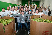 """2nd Annual Day Of Service Hosted By Metallica's """"All..."""