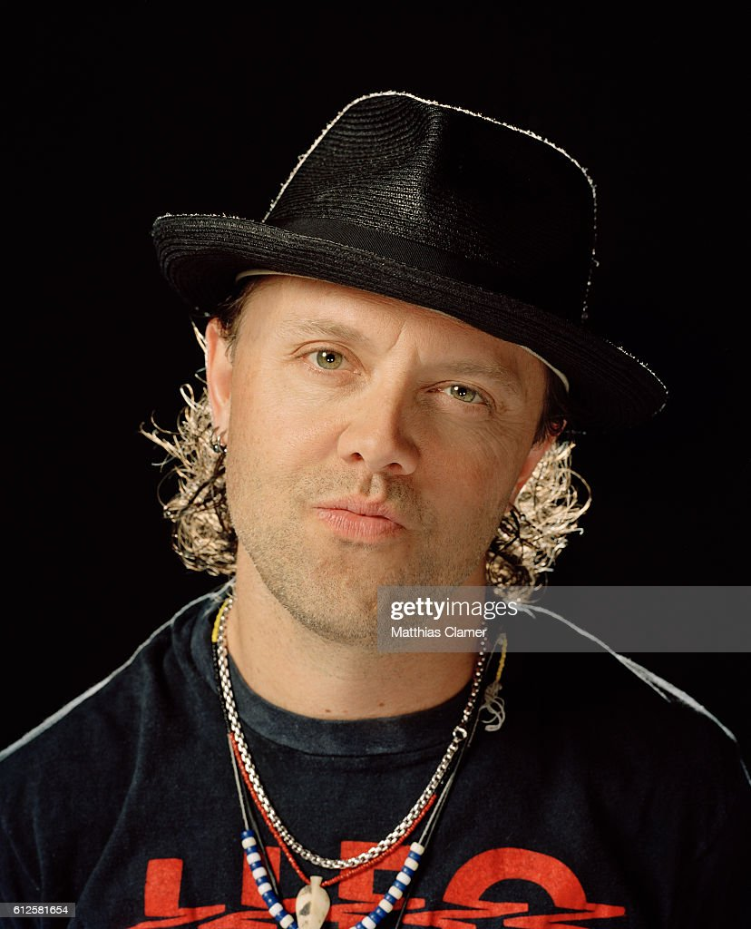 Lars Ulrich of Metallica is photographed in 2007.