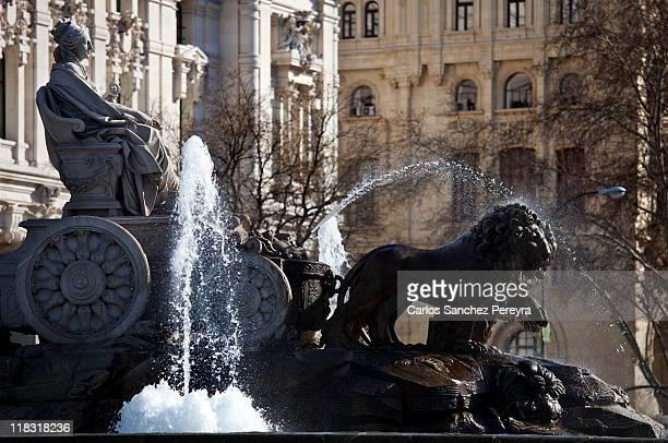 Las Cibeles, Madrid
