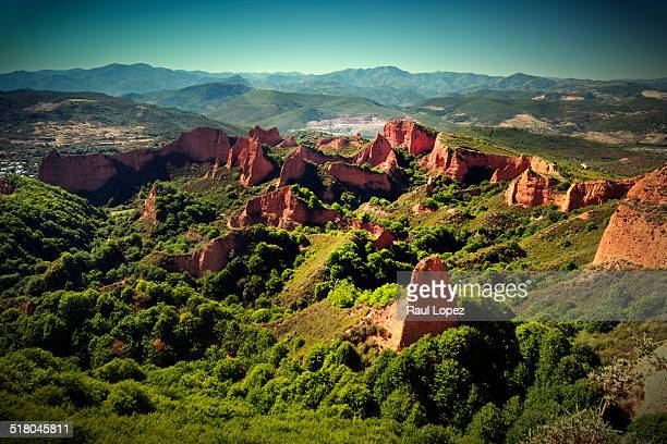 Las Medulas, the old gold mines
