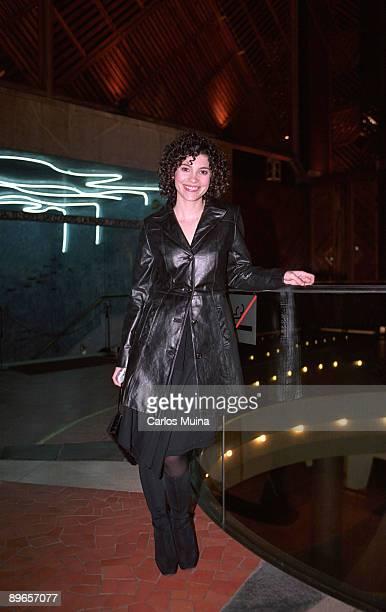 Las Palmas de Gran Canarias Canary Islands Spain VI International Film Festival Portrait of Irene Visedo actress