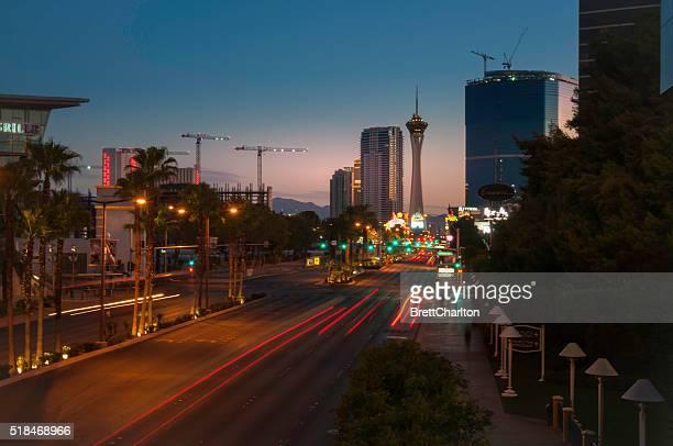 Las Vegas'aube