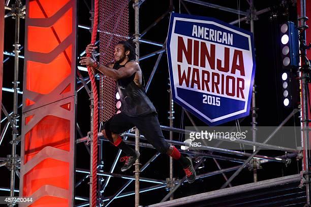 WARRIOR 'Las Vegas Finals' Pictured Anthony Scott