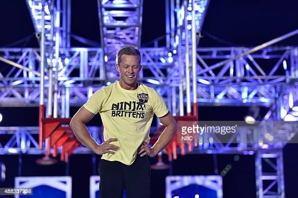 WARRIOR 'Las Vegas Finals' Pictured Geoff Britten