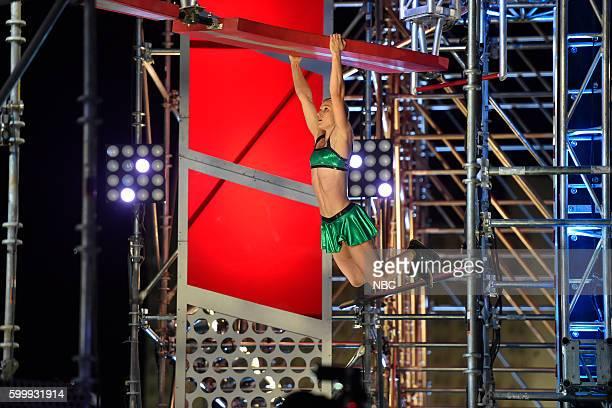 WARRIOR 'Las Vegas Finals' Pictured Jessie Graff