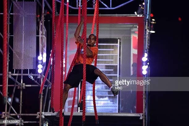 WARRIOR 'Las Vegas Finals' Pictured JoJo Bynum