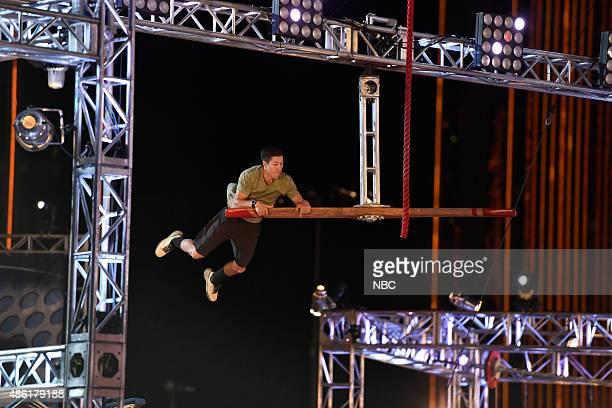 WARRIOR 'Las Vegas Finals' Pictured Preston Griffall