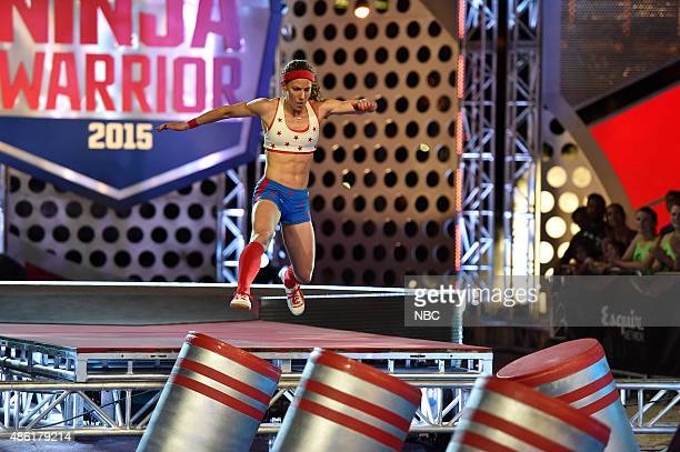 WARRIOR 'Las Vegas Finals' Pictured Rose Wetzel