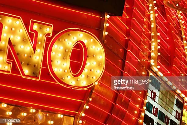 Luci al Neon di Las Vegas