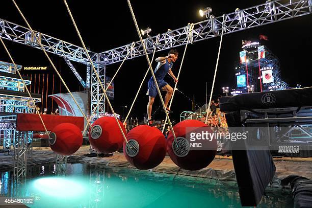 WARRIOR 'Las Vegas' Pictured Paul Kasemir
