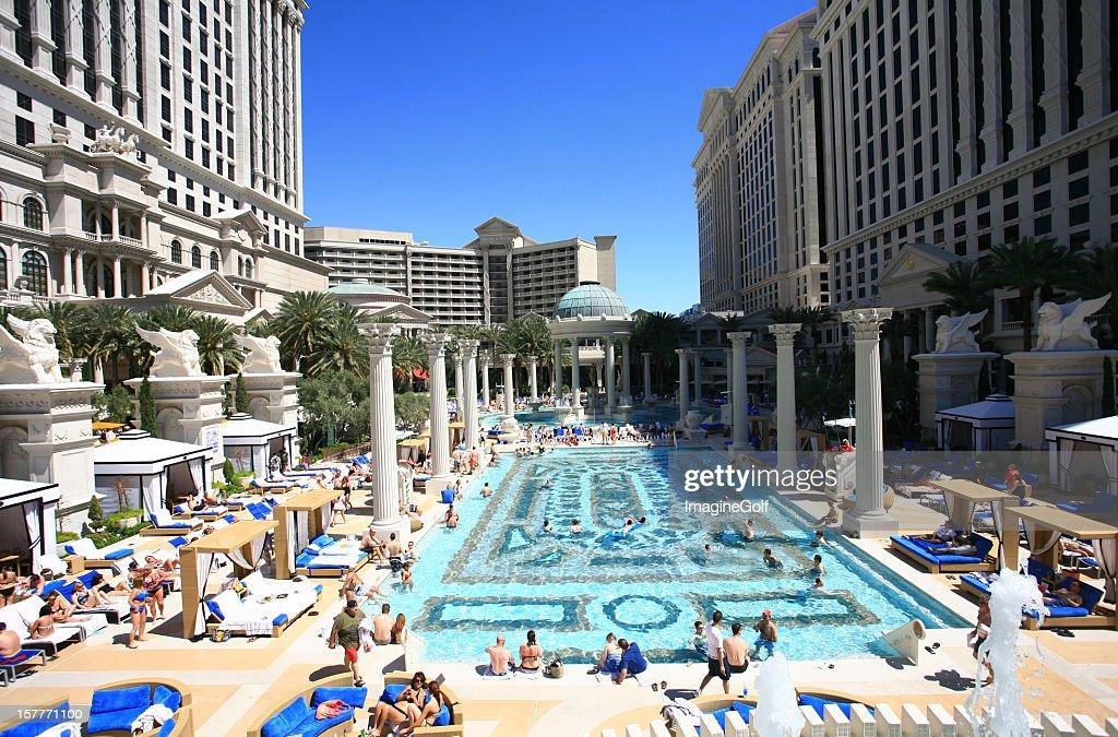 Las Vegas Pool Party : Stock Photo