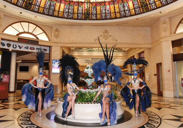 NV: Bally's Las Vegas Celebrates Grand Reopening On The Las Vegas Strip