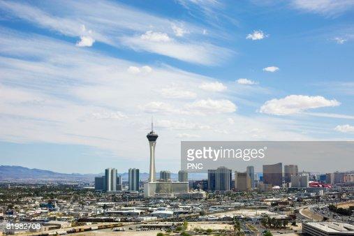 Las Vegas Skyline : Stock Photo