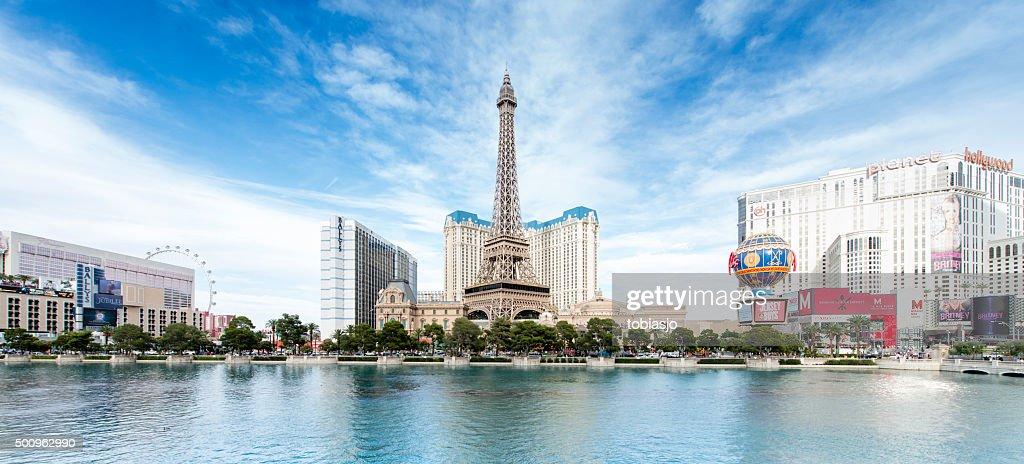Las Vegas Strip : Stock Photo