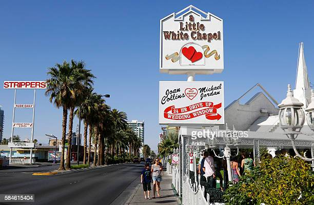 the famous wedding chapels for express weddings Las Vegas is the most populous city in the state of Nevada United States It is situated in the middle...
