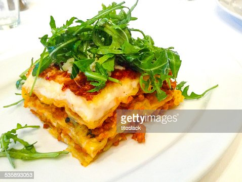Lasagnes : Photo