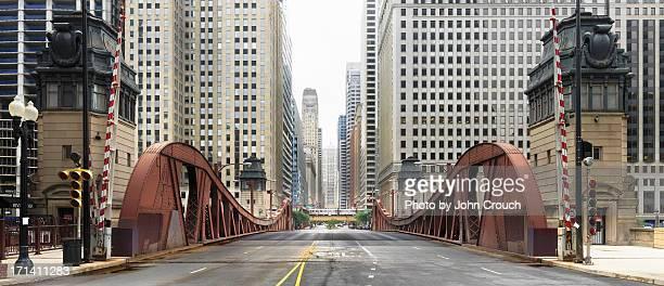 LaSalle, Urban Landscape, Chicago,