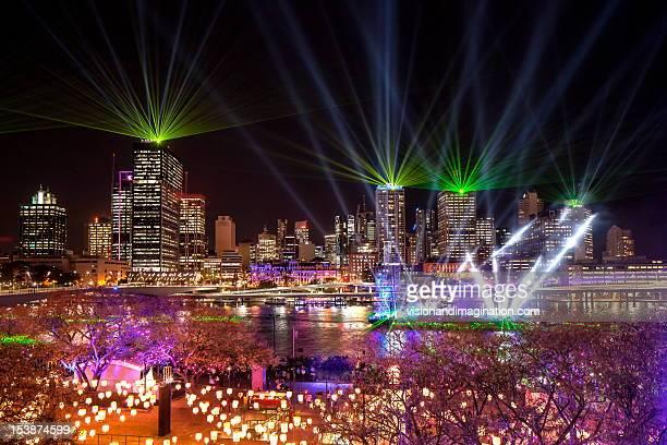 Laser, Lights and Lanterns