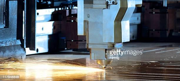 CNC Laser taglio di testa