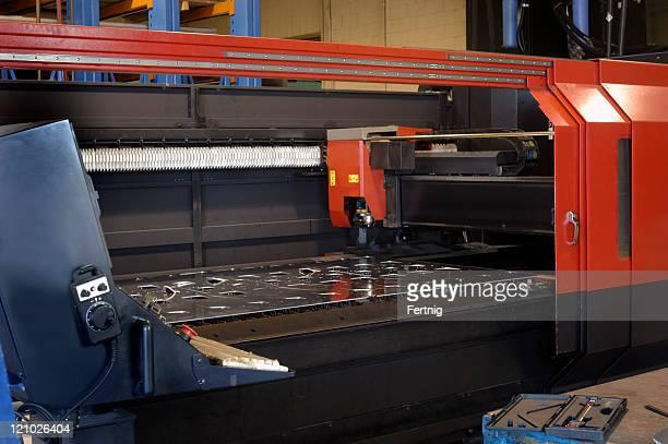 Macchina di taglio Laser metallo