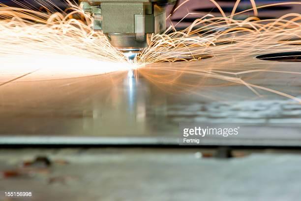 CNC Utensili da taglio laser metallo-in funzione